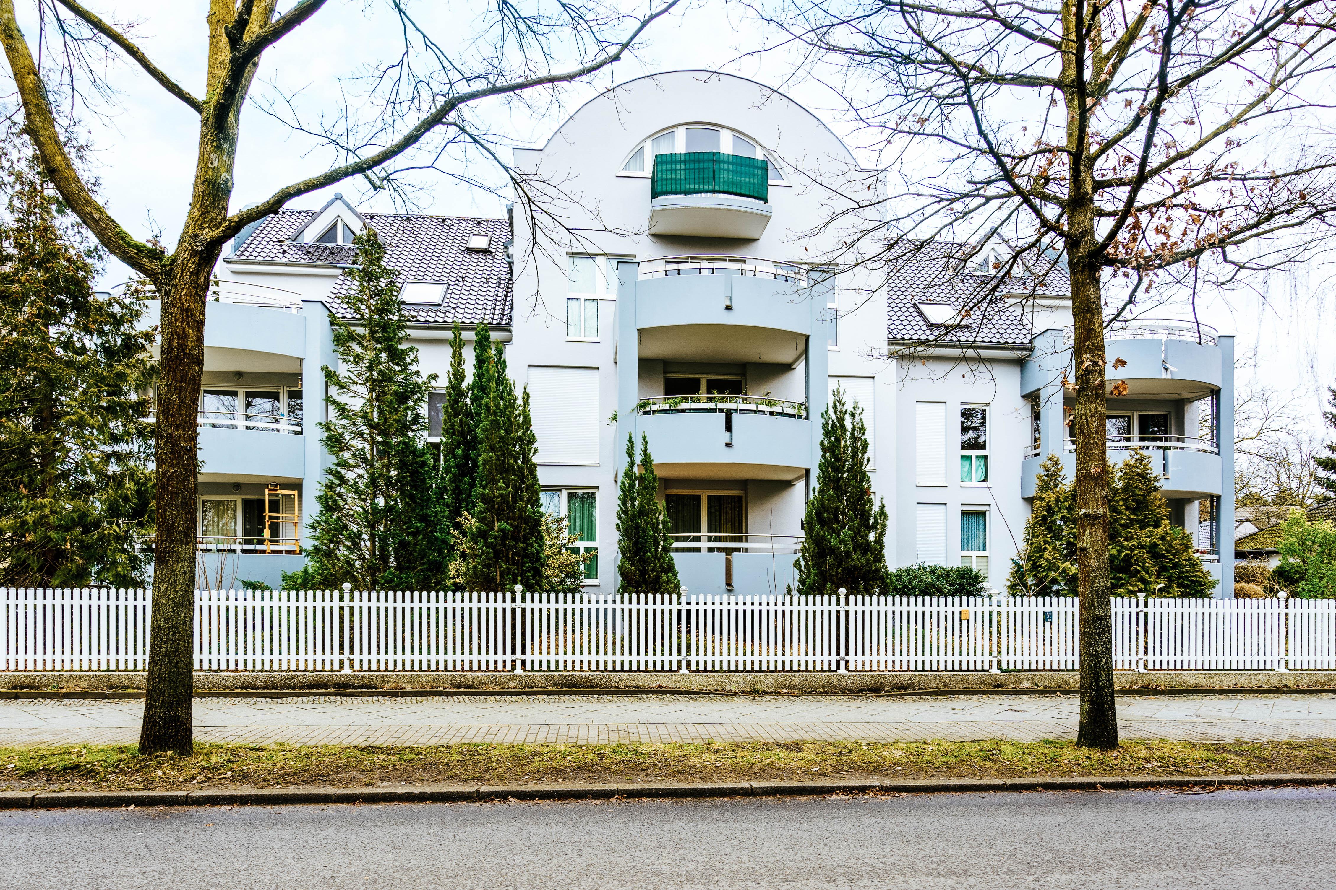 Berlin Hohefeldstraße